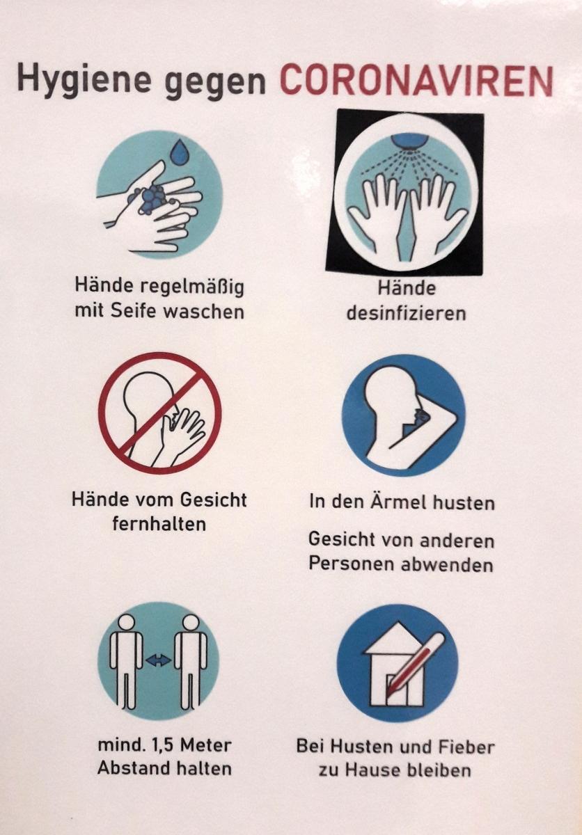 Hygienemassnahmen