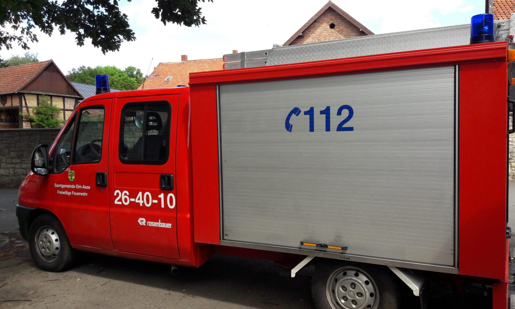 Freiwillige Feuerwehr Semmenstedt