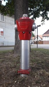Hydrantenspülen am 16.10.2021 ab 14.00 Uhr